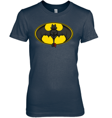 How To Train Your Bat Next Level The Boyfriend Tee / Midnight Navy / S Shirts