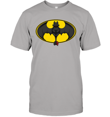 How To Train Your Bat Next Level Unisex Fitted Tee / Heather Grey / S Shirts