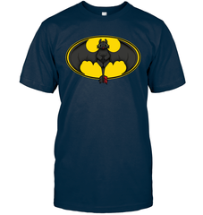 How To Train Your Bat Next Level Unisex Fitted Tee / Midnight Navy / S Shirts