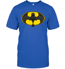 How To Train Your Bat Next Level Unisex Fitted Tee / Royal / S Shirts