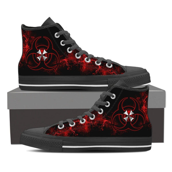 Resident Evil Symbol Shoes Delightee