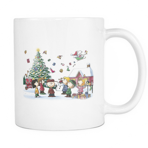Snoopy Christmas 11oz Mug Snoopy Christmas 11oz Mug Mugs