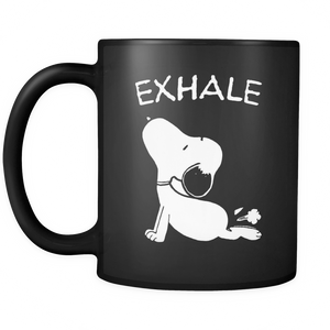 Snoopy - Exhale Mugs
