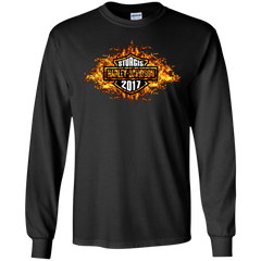 Sturgis 77th - On fire Shirts