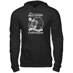 There's Nothing Like a Pisces Compassion Gildan - Pullover Hoodie / Black / S Shirts