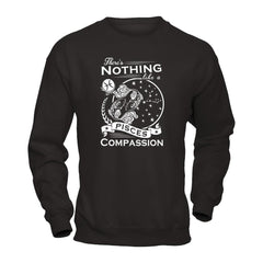 There's Nothing Like a Pisces Compassion Gildan - Pullover Sweatshirt / Black / S Shirts