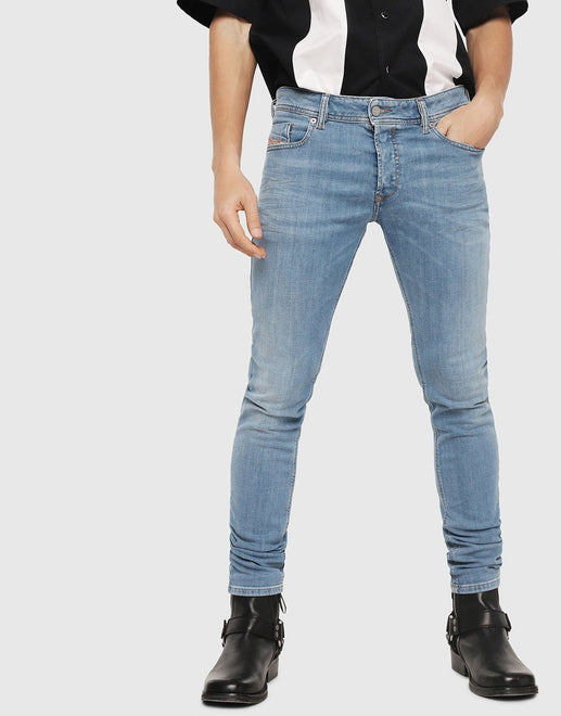 Diesel Light Sleenker Jeans - Subwear