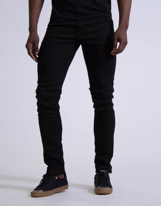 Replay Jondrill Black Jeans