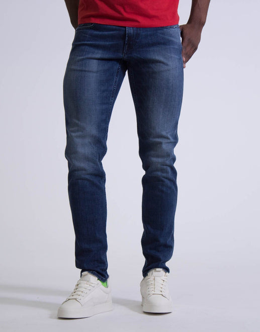 Replay Anbass Blue Jeans - Subwear