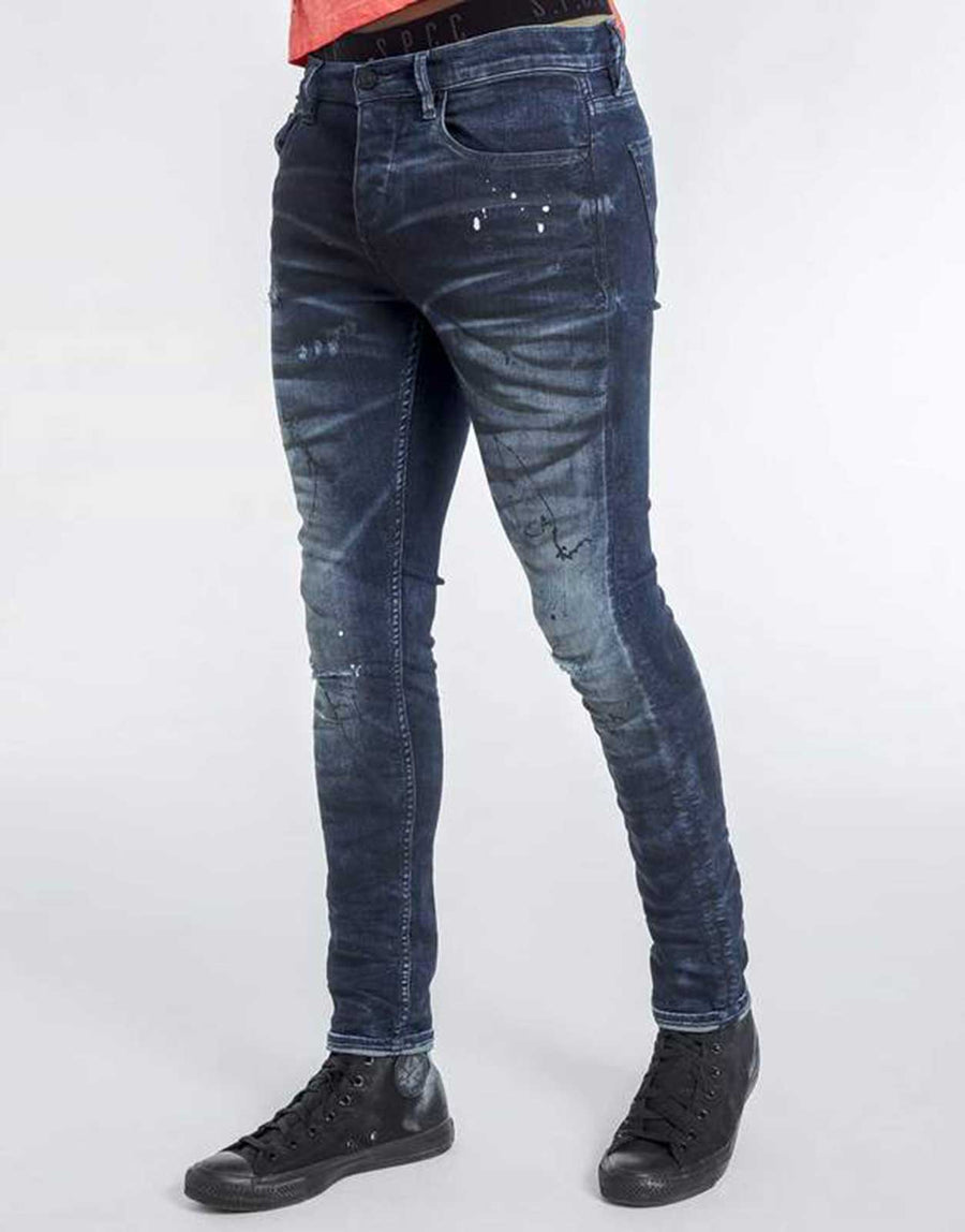 SPCC Workshop Feather Jeans