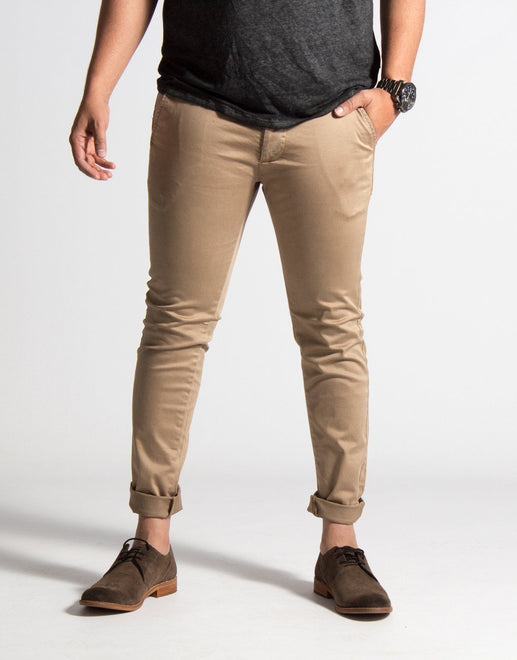Replay Brown Chino