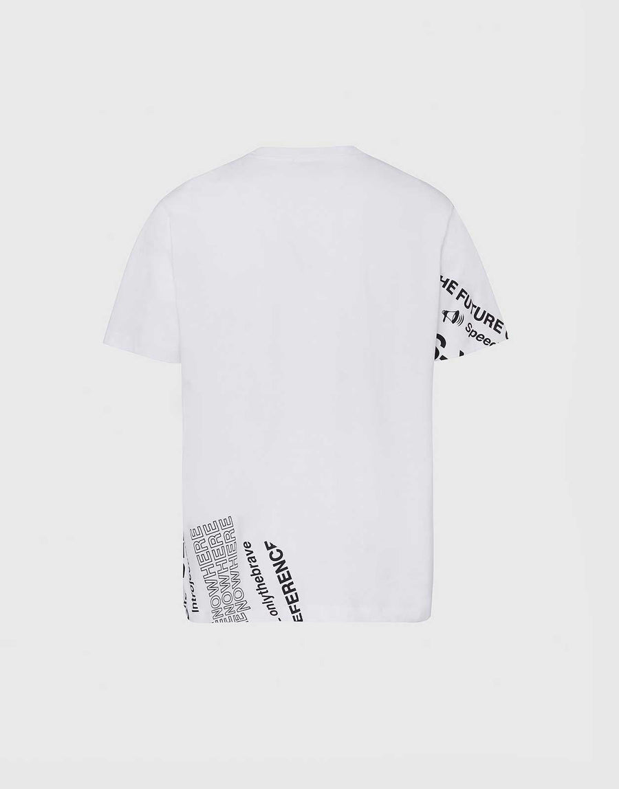 Diesel T-Just Folded T-Shirt