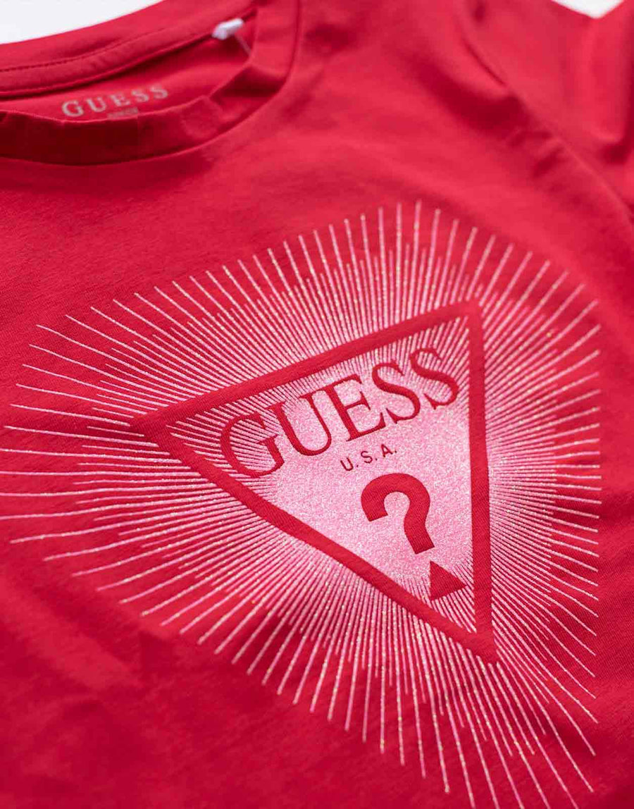 Guess Kids Diamond Logo T-Shirt