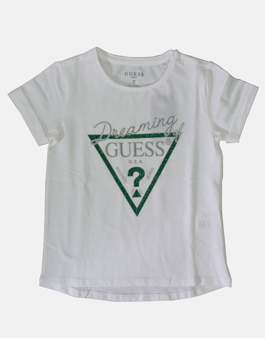 Guess Kids Tri T-Shirt