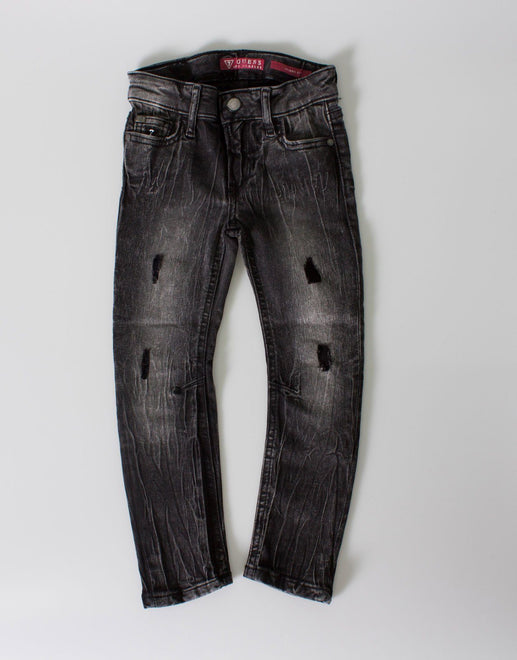 Guess Kids Black Skinny Jeans - Subwear