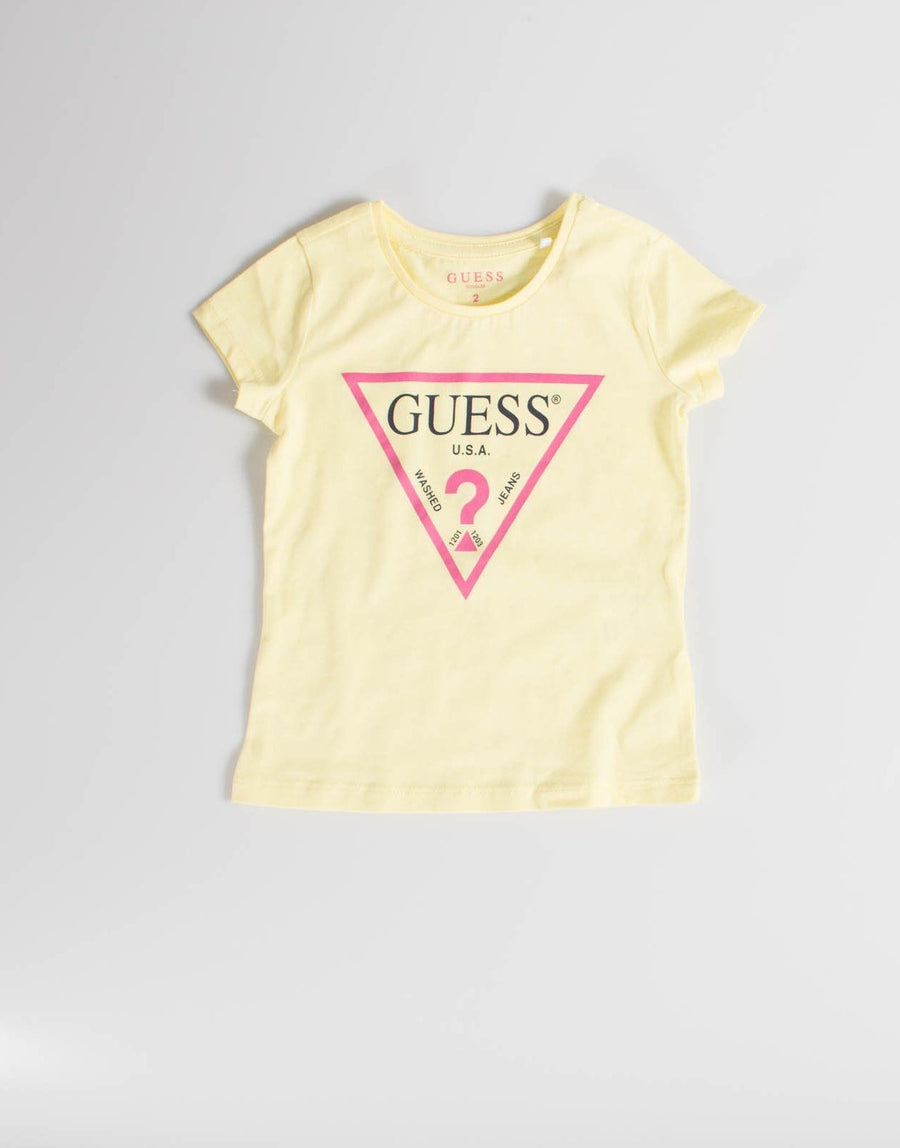 Guess Kids Girls Core Tri T-Shirt