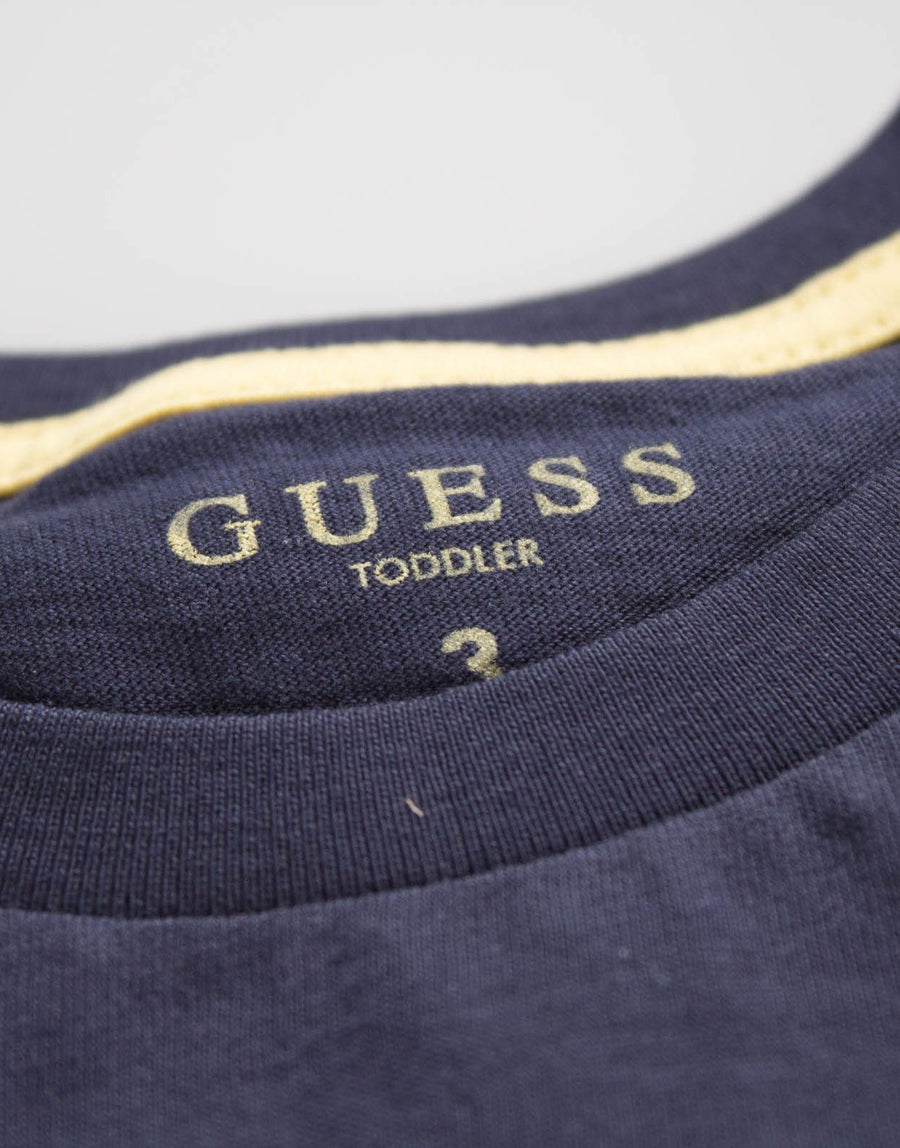 Guess Kids Horizontal T-Shirt