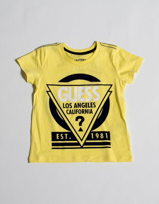 Guess Boys 1981 T-Shirt - Subwear