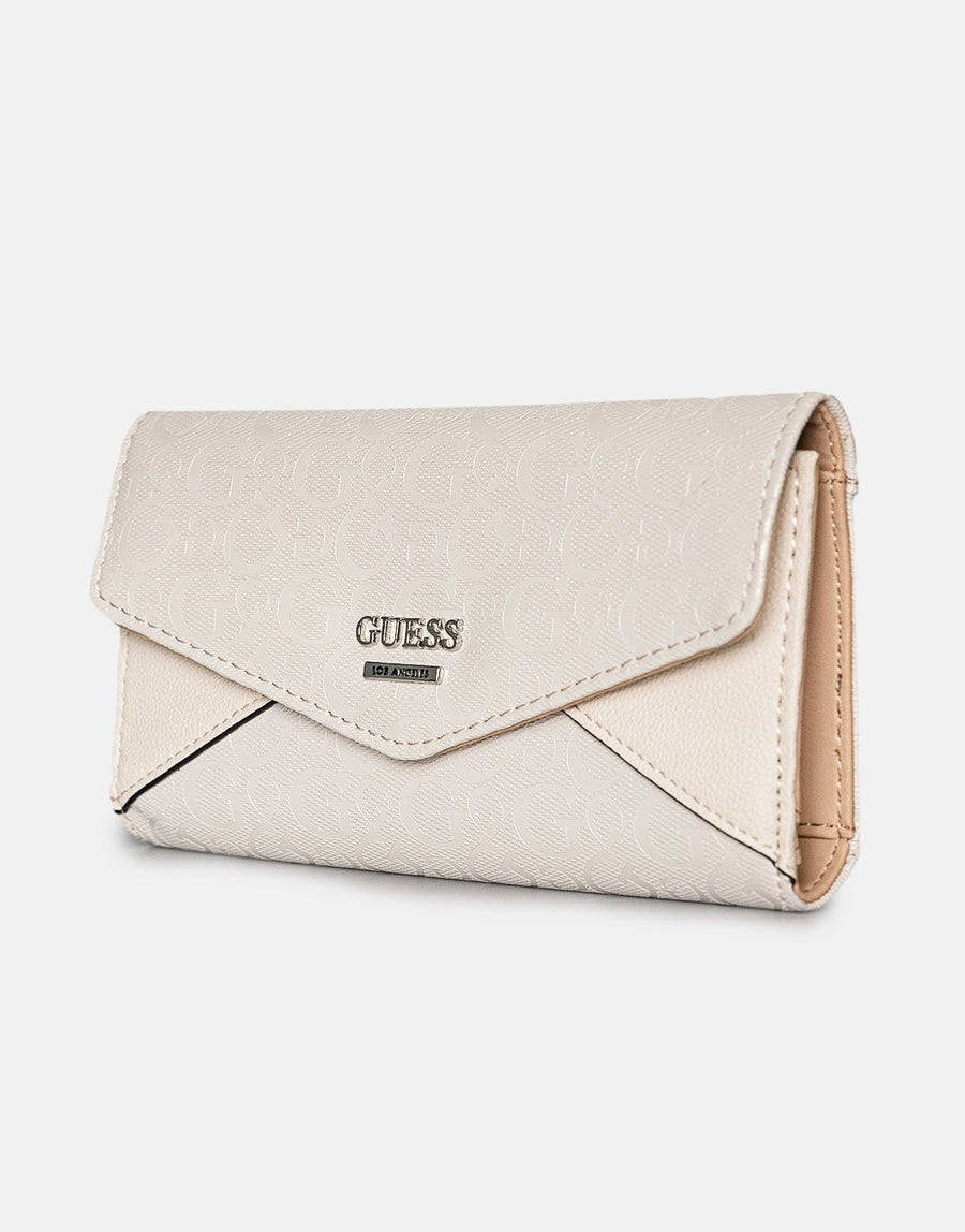 Guess Buoso Slg Slim Clutch Purse
