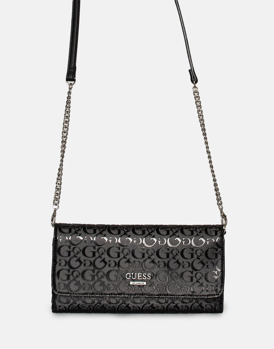 Guess Campos Mini Crossbody Flap Bag