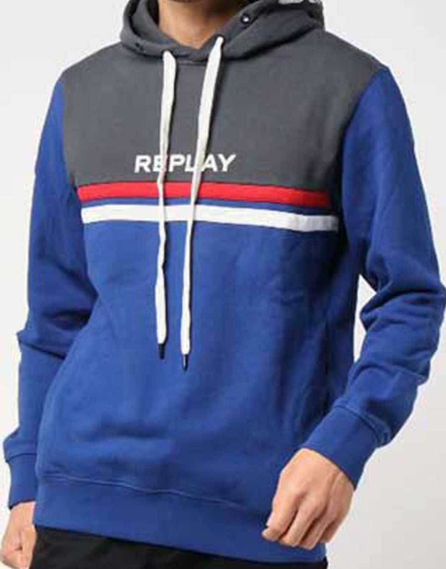 Replay Stripe Sweatshirt