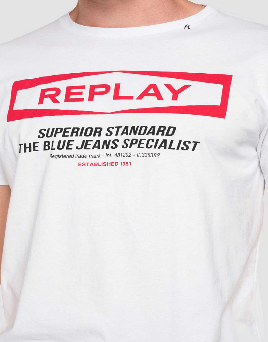 Replay Superior T-Shirt