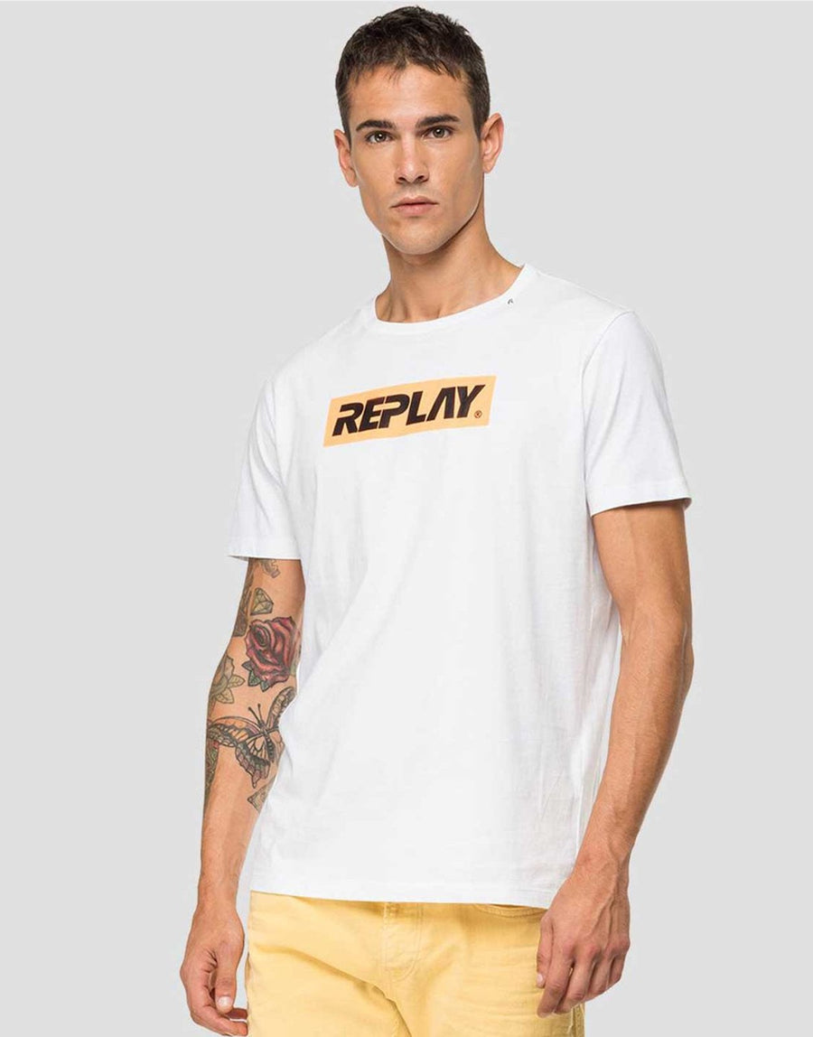 Replay Logo T-Shirt