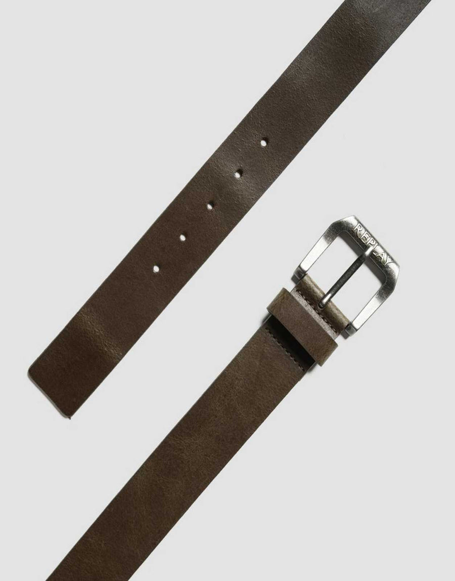 Replay Leather Belt