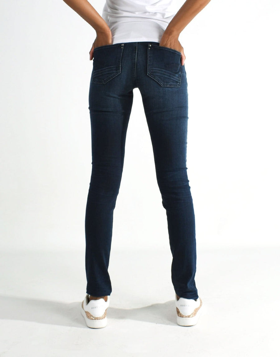 G-Star RAW Lynn Zip Skinny Jeans