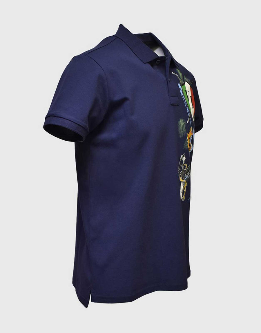 Vialli Usward Polo Shirt