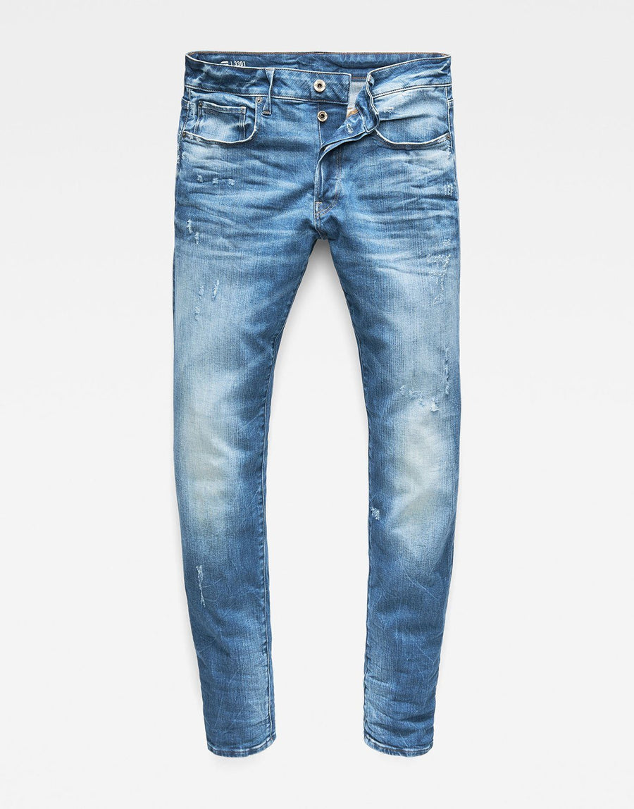 G-Star RAW 3301 Vintage Slim Jeans - Subwear