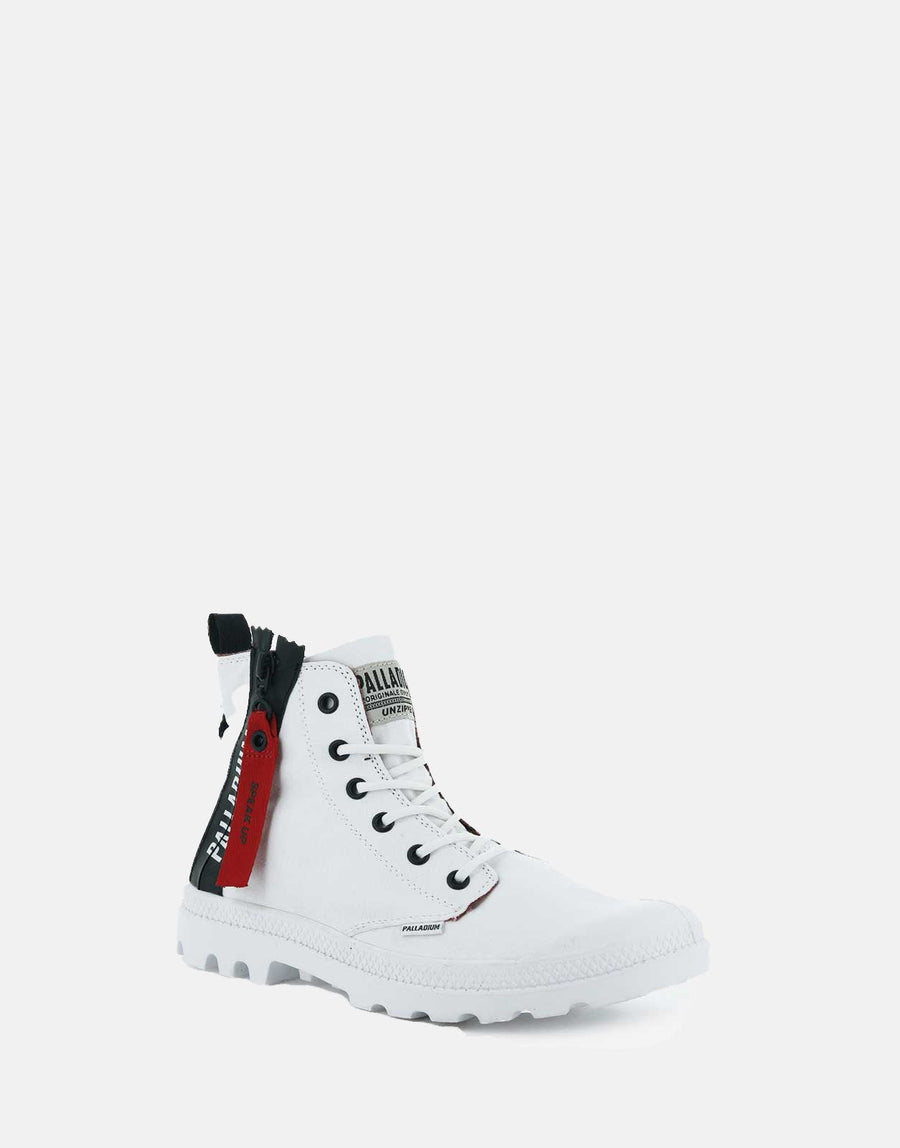 Palladium Pampa Unzipped Boots