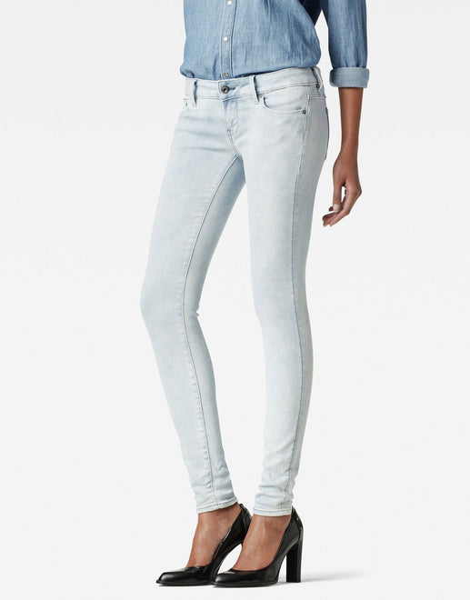 G-Star RAW 3301 Low Skinny Wmn Jeans - Subwear