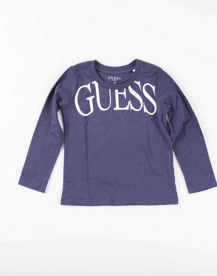 Guess Kids Ls Boys T-Shirt
