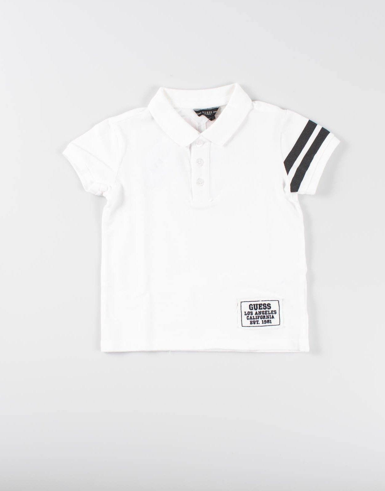810b64e9 Guess Boys 1981 Polo Shirt | Subwear