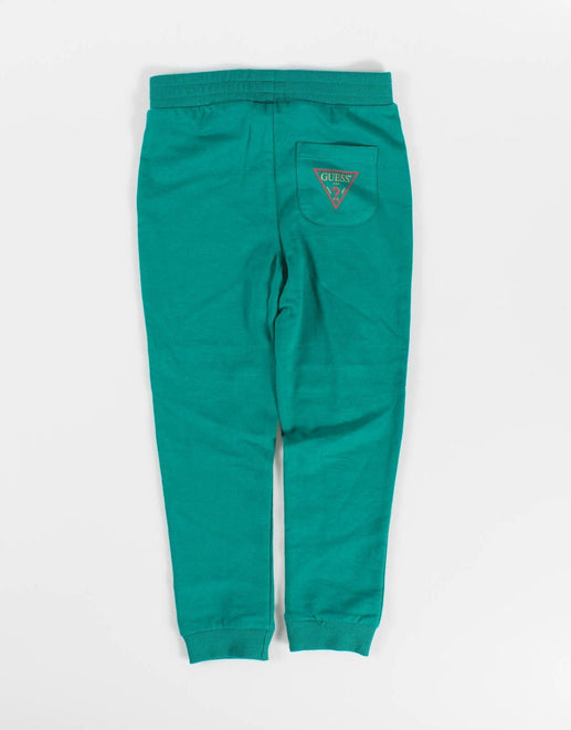 Guess Kids Girls Active Green Pants