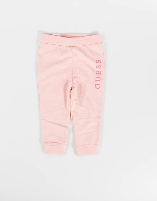 Guess Kids Girls Active Pink Pants