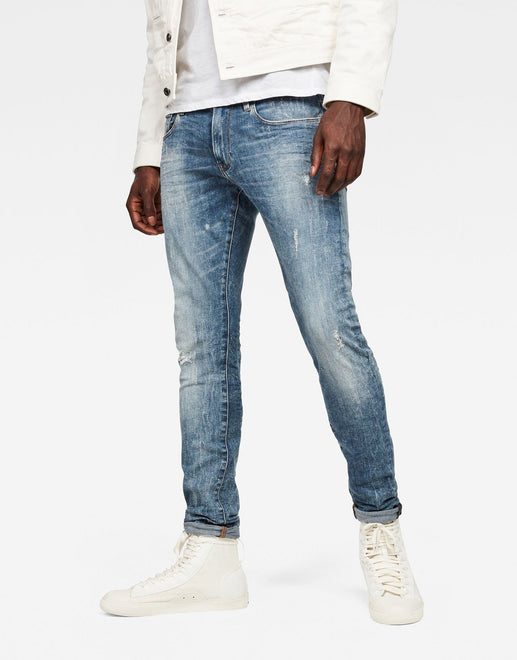 G-Star RAW G-Star Raw 3301 Deconstructed Jeans - Subwear