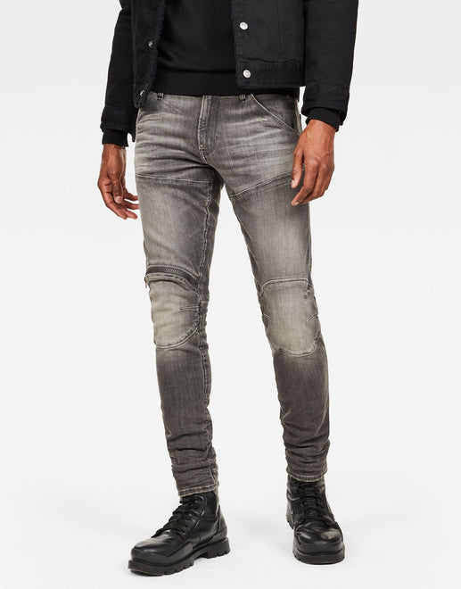 G-Star RAW 5620 Zip Knee Jeans - Subwear