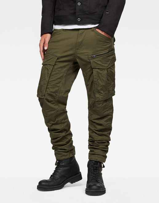 G-Star RAW Rovic Green Trousers - Subwear