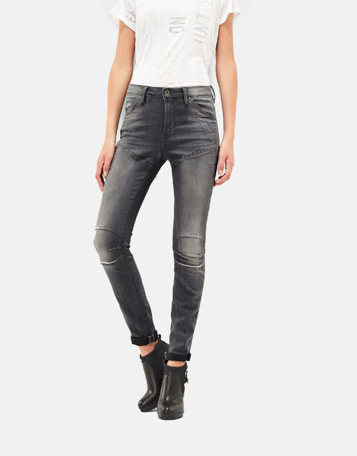 G-Star RAW 5620 Grey Ladies Skinny - Subwear