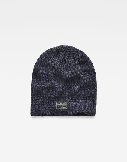 d36b4dc3d28 G-Star RAW Cart Blue Beanie - Subwear ...