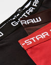 G-Star RAW Classic 3 Pack Underwear - Subwear