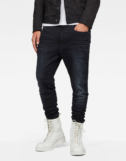 G-Star RAW D-Staq Dark Blue Jeans