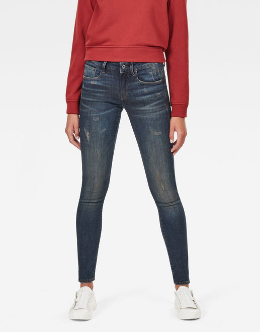 G-Star RAW 3301 Deconstructed Ladies Jeans - Subwear
