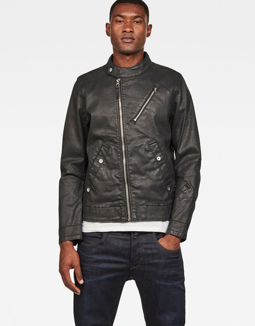 G-Star RAW Empral Dc 3D Biker Jacket - Subwear