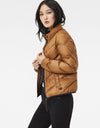 G-Star RAW Alaska Down Brown Jacket - Subwear