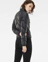G-Star RAW Alaska Down Black Jacket - Subwear