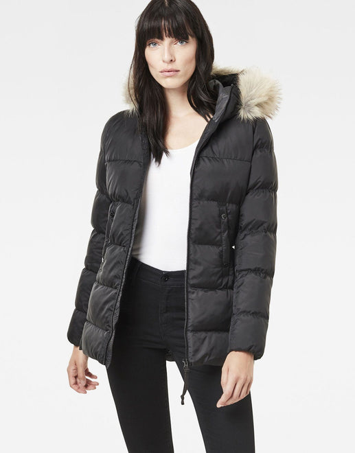 G-Star RAW Whistler Hdd Fur Jacket