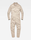 G-Star RAW Avernus Brown Racer Suit - Subwear